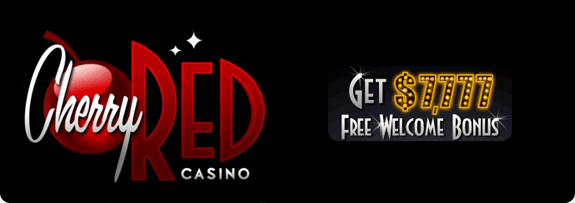 Cherry Red Casino - 7,777 Free Welcome Bonus